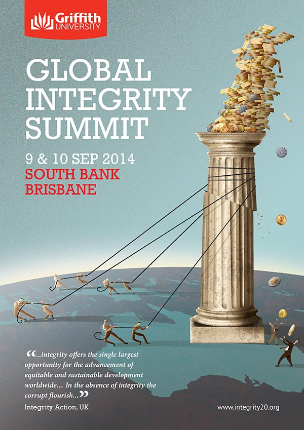 2014 Global Integrity Summit Program Cover