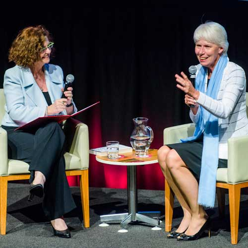 Gail Kelly and Madonna King, Integrity 20'17