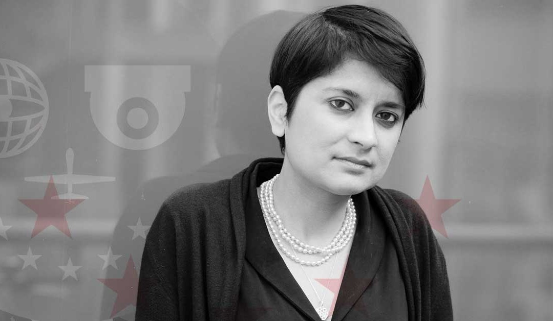 The Griffith Lecture 2016 with Shami Chakrabarti CBE