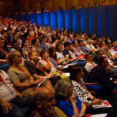 Audience, 2016 Integrity 20