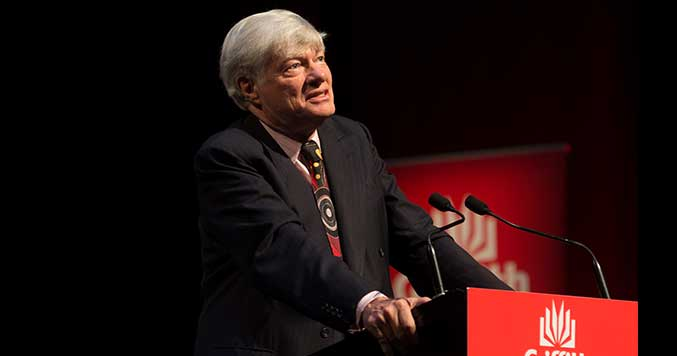 Rather His Own Man: Geoffrey Robertson