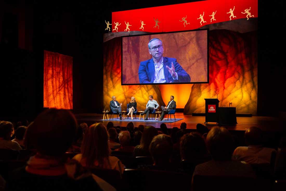 Inconvenient ideas panel discussion, 2018