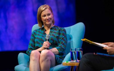 Any ordinary day: Leigh Sales