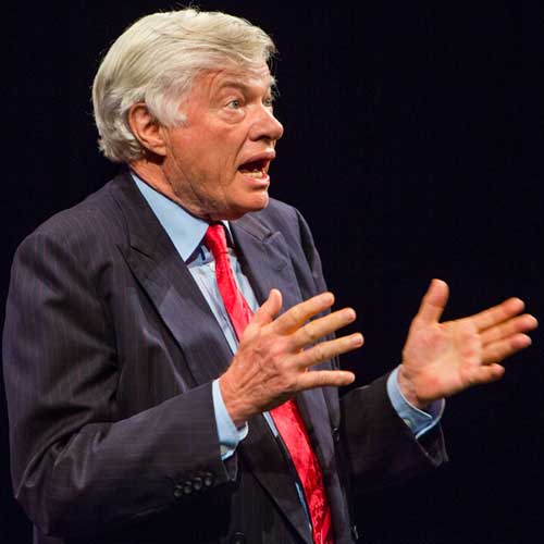 Geoffrey Robertson, Rather His Own Man, March 2018