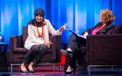 Extinguishing extremism with comedy