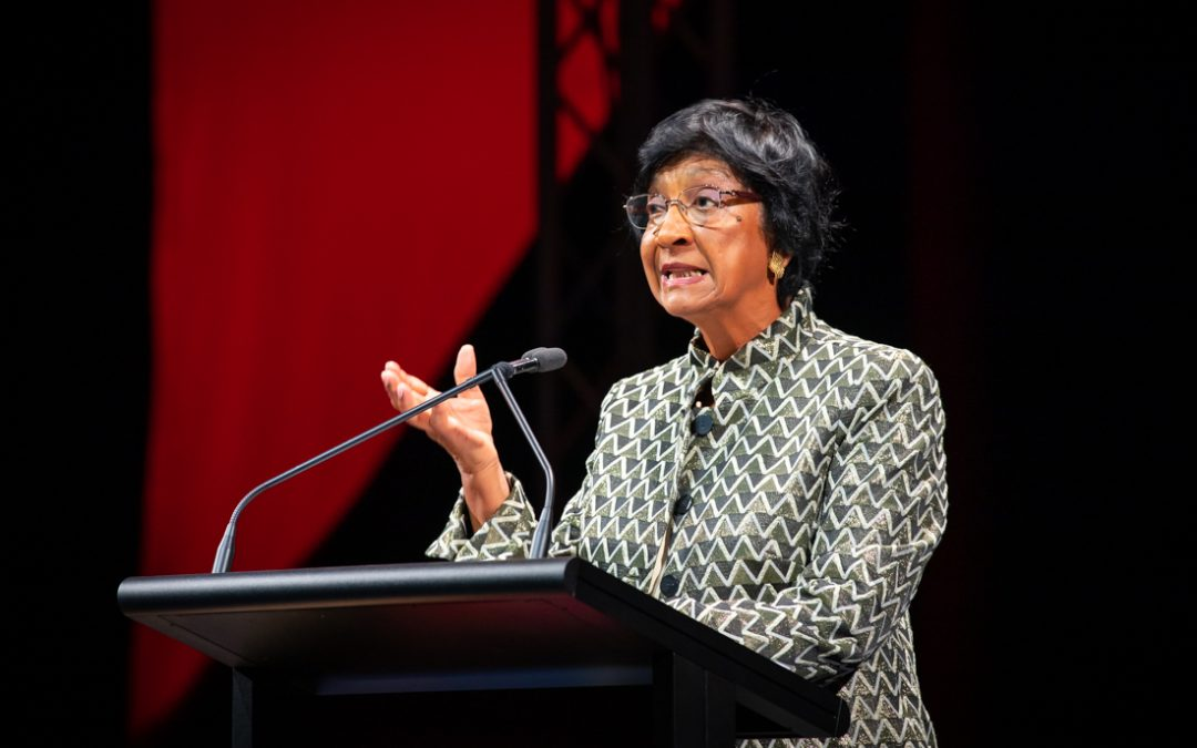 The Griffith Lecture 2019: The future of human rights